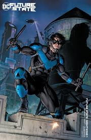 FUTURE STATE NIGHTWING #1 (OF 2) CVR B NICOLA SCOTT CARD STOCK VAR