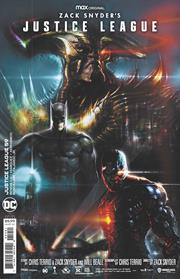 JUSTICE LEAGUE #59 CVR E LIAM SHARP SNYDER CUT VARIANT