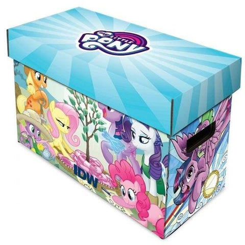 IDW MY LITTLE PONY  SHORT COMIC BOX