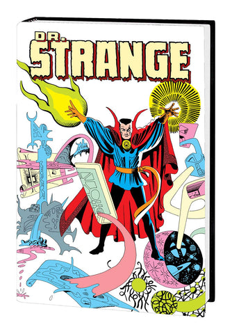 DITKO IS STRANGE KING-SIZE HC