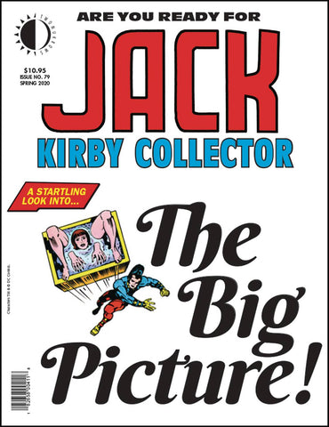 JACK KIRBY COLLECTOR STANDARD ED #79