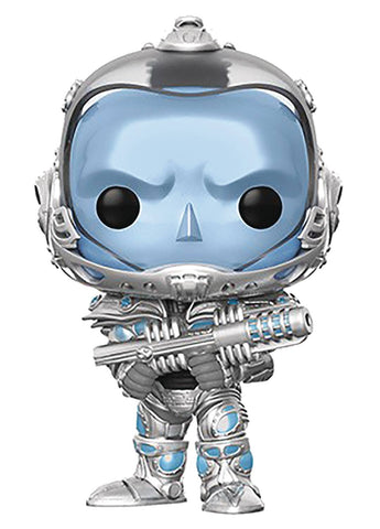 POP HEROES BATMAN & ROBIN MR FREEZE VINYL FIG (C: 1-1-2)