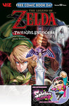 FCBD 2020 LEGEND ZELDA TWILIGHT PRINCESS SPLATOON SQUID KIDS