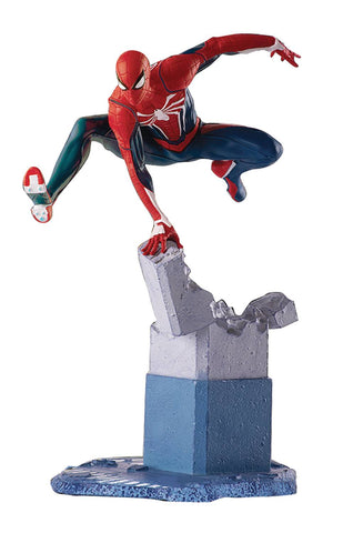 MARVEL GAMERVERSE SPIDER-MAN 1/12 PVC STATUE