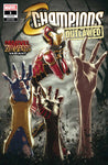 CHAMPIONS #1 ANDREWS MARVEL ZOMBIES VAR