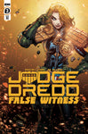 JUDGE DREDD FALSE WITNESS #3 (OF 4) 10 COPY INCV MEYERS