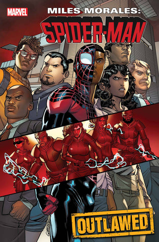 MILES MORALES SPIDER-MAN #18 OUT