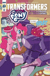 MY LITTLE PONY TRANSFORMERS #2 (OF 4) 10 COPY INCV COLLER (N