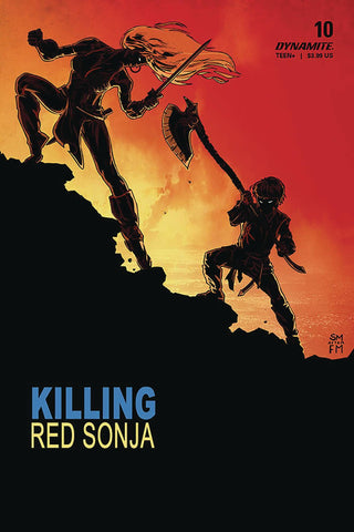 KILLING RED SONJA #4 CVR B MOONEY HOMAGE