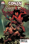 CONAN BATTLE FOR SERPENT CROWN #5 (OF 5)