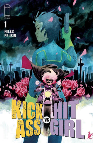 KICK-ASS VS HIT-GIRL #1 (OF 5) CVR C SCALERA