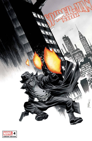 SPIDER-MAN NOIR #4 (OF 5) SHALVEY VAR 1:25