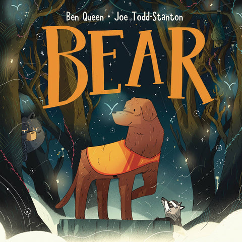 BEAR ORIGINAL GN HC (C: 0-1-2)