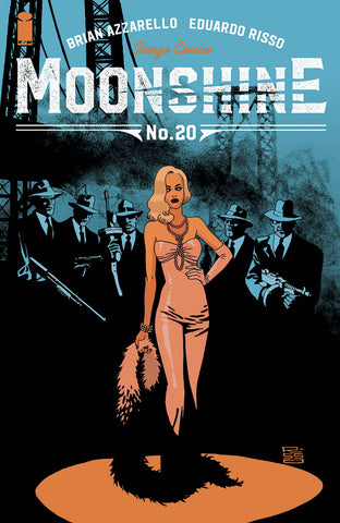 MOONSHINE #20 (MR)