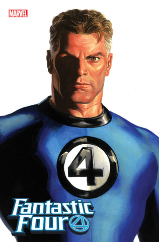 FANTASTIC FOUR #24 ALEX ROSS MISTER FANTASTIC TIMELESS VAR