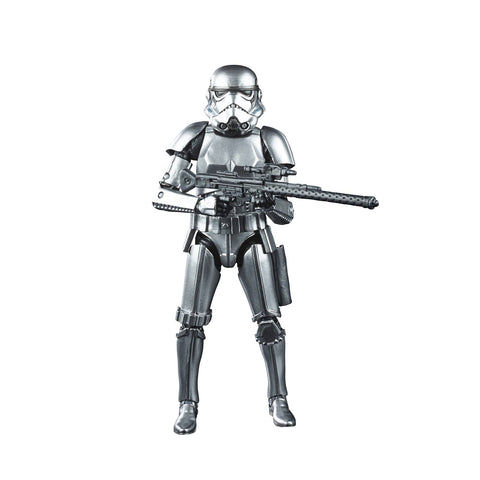 SW BLACK SER CARBONIZED STORMTROOPER 6IN AF