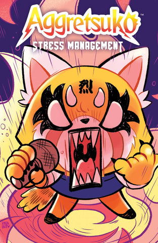 AGGRETSUKO HC VOL 02 STRESS MANAGEMENT (C: 0-1-1)