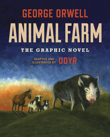 ANIMAL FARM GN (C: 1-1-0)