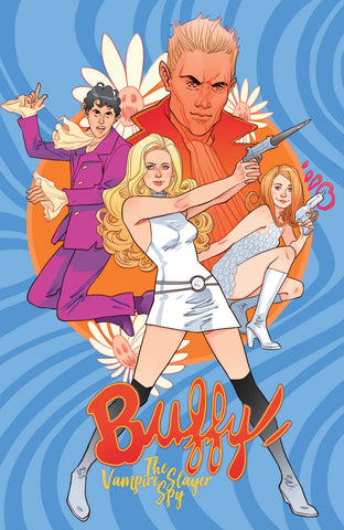 BUFFY THE VAMPIRE SLAYER #17 CVR B SAUVAGE VAR