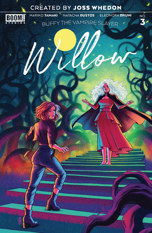 BUFFY THE VAMPIRE SLAYER WILLOW #3 CVR A MAIN