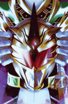 POWER RANGERS DRAKKON NEW DAWN #2 FOIL VAR