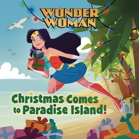 WONDER WOMAN CHRISTMAS COMES TO PARADISE ISLAND HC (C: 0-1-0