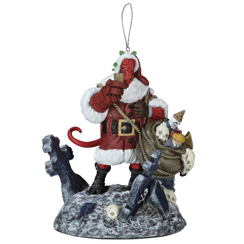 HELLBOY HOLIDAY ORNAMENT