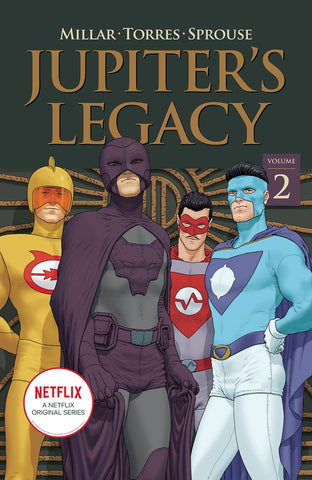 JUPITERS LEGACY TP VOL 02 NETFLIX ED (MR)