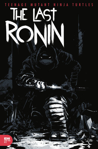 TMNT THE LAST RONIN #2 (OF 5) 10 COPY INCV SOPHIE CAMPBELL