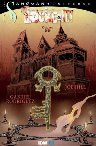 LOCKE & KEY SANDMAN HELL & GONE #0 (C: 0-1-0)