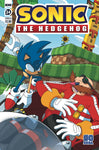 SONIC THE HEDGEHOG #34 CVR B PEPPERS