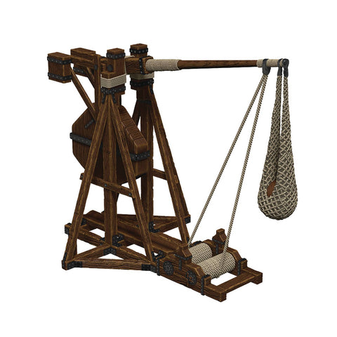 WIZKIDS 4D SETTING WAR MACHINES TREBUCHET