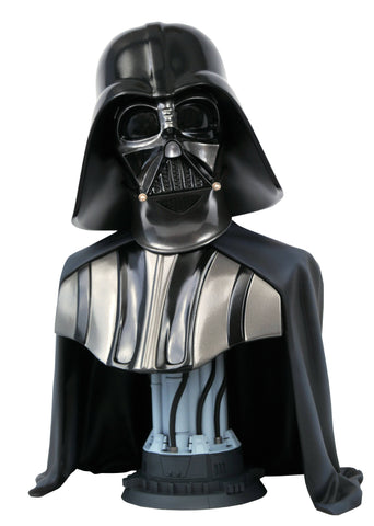 STAR WARS LEGENDS IN 3D DARTH VADER 1/2 SCALE BUST