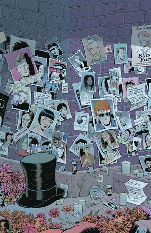 YOU LOOK LIKE DEATH TALES UMBRELLA ACADEMY #2 (OF 6) CVR C R