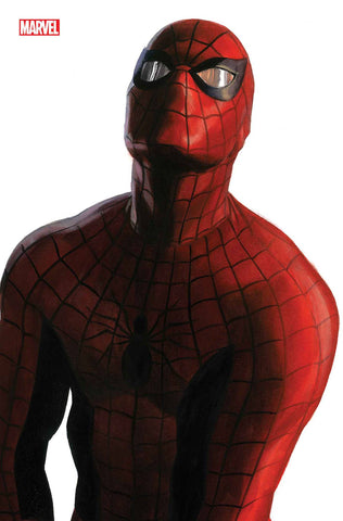 AMAZING SPIDER-MAN #50 ALEX ROSS SPIDER-MAN TIMELESS VAR LAS