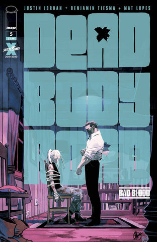 DEAD BODY ROAD BAD BLOOD #5 (OF 6)