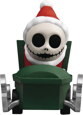 NIGHTMARE BEFORE CHRISTMAS SANTA JACK PULL BACK CAR