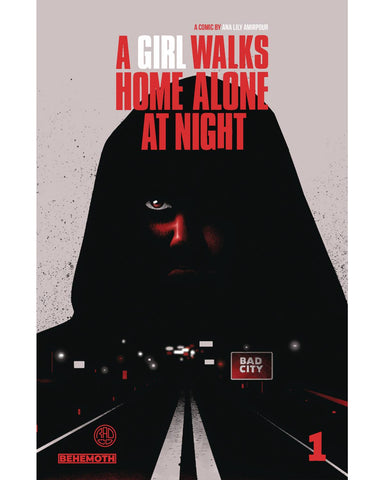 A GIRL WALKS HOME ALONE AT NIGHT #1 CVR B WALTER LTD ED