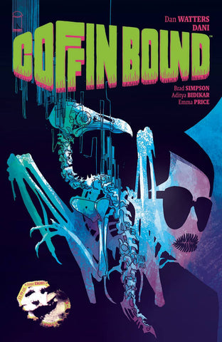 COFFIN BOUND #8 (MR)
