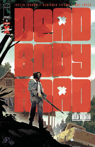 DEAD BODY ROAD BAD BLOOD #6 (OF 6)