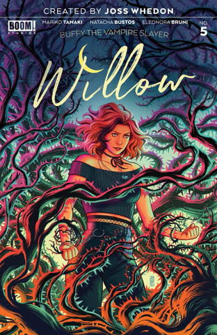 BUFFY THE VAMPIRE SLAYER WILLOW #5 CVR A MAIN