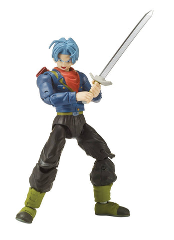 DRAGON BALL SUPER DRAGON STARS FUTURE TRUNKS 6.5IN AF