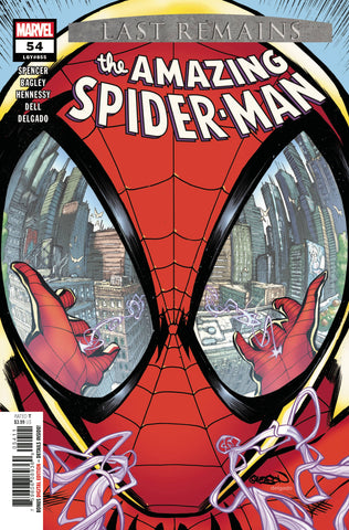 AMAZING SPIDER-MAN #54 LR