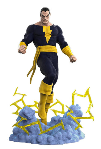 DC GALLERY COMIC BLACK ADAM PVC STATUE (C: 1-1-2)