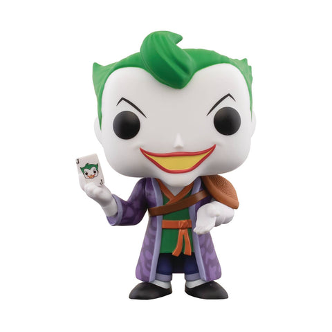 POP HEROES IMPERIAL PALACE JOKER VINYL FIGURE
