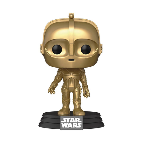 POP STAR WARS SW CONCEPT C3PO VINYL FIGURE