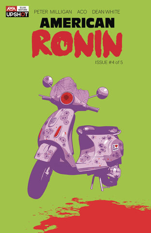 AMERICAN RONIN #4 (OF 5)