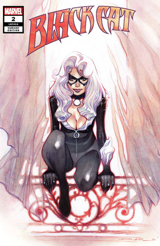 BLACK CAT #2 COIPEL VAR KIB 1:25