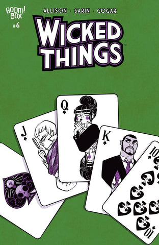WICKED THINGS #6 CVR A FINAL ISSUE