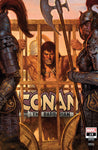 CONAN THE BARBARIAN #19 GIST VAR 1:25
